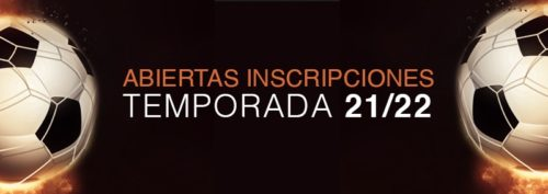 Inscripciones T.21/22 F7